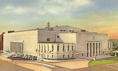 Buffalo Memorial Auditorium Rocktourdatabase Com